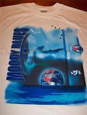 THE MOODY BLUES Band T-Shirt MEDIUM NEW