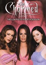 CHARMED COMPLETE SEASON 4 NEW SEALED 6 DVD SET FREE SHIPPING