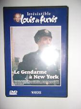 DVD LE GENDARME DE NEW YORK DE JEAN GIRAULT / DE FUNES GALABRU LEFEBVRE
