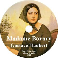 Madame Bovary, Classic Romance Audiobook by Gustave Flaubert on 12 Audio CDs