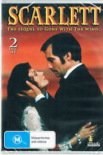 SCARLETT ( 2 DISC SET ) THE SEQUEL TO GONE WITH THE WIND REGION 4 DVD