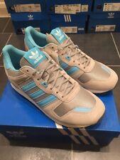 Adidas ZX 700 UK 8.5 W Rare Grey Aqua CW 5000 600 800 710 8000 Retro Runners 80s