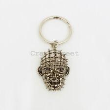 Supreme Ss18 Hellraiser Keychain pouch box tee logo cap camp Silver