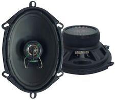 Pair Lanzar Vx572 6x8 2 Way 180w Car Audio Speakers 180 Watt