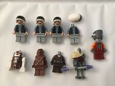 Lego star wars mini figures Bundle Lot