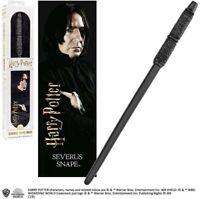 Varita Mágica de / Snape Snape con Marcador Noble NN6323 Harry Potter