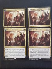 MRM FRENCH Procession profane Profane Procession MTG magic RIX