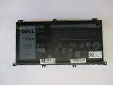 NEW GENUINE DELL INSPIRON 15 7559 7566 7567 74WH 11.4V BATTERY 357F9 71JF4 0GFJ6