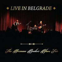 NORMAN BLUES TRIO BEAKER - LIVE IN BELGRADE   CD NEU