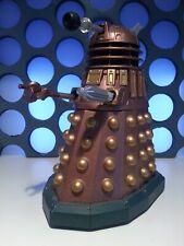 "Doctor Who Gold Bronze Dalek Claw Fire Cutter Arm & Thick Gun 5"" Figure"