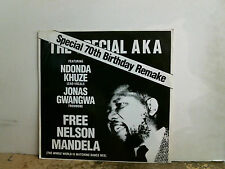 "SPECIAL AKA    Free Nelson Mandela  12"" single    GREAT !"