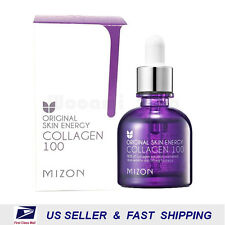 [ MIZON ] Original Skin Energy Collagen 100 Ampoule 30ml ++Free Sample++