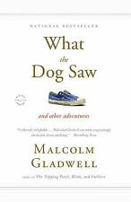 """""""GOOD COND"""" WHAT THE DOG SAW And Other Adventures by Malcolm Gladwell (2010)"""