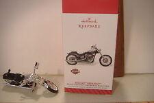 ~2013 Cvo Breakout~16Th Harley-Davidson Motorcycle Series~2014 Hallmark Ornament