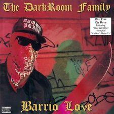 DarkRoom Familia, Darkroom Family - Barrio Love [New CD] Explicit, Rmst
