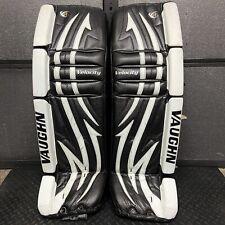 Senior Hockey Goalie Leg Pads 36�+2� Pads • Pro Stock •Vaughn Velocity 7600 Mint