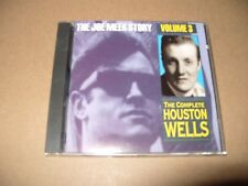 The Joe Meek Story Volume 3 The Complete Houston Wells 29 Track cd 1993 Nr Mint