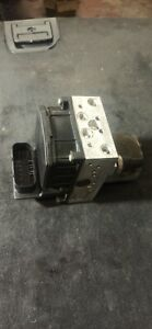 BMW 7 SERIES E65 E66 ABS BRAKE CONTROL UNIT BLOCK 6771233