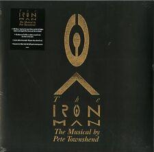 TOWNSHEND PETE THE IRON MAN VINILE LP 180 GRAMMI COLORATO SILVER VINYL NUOVO