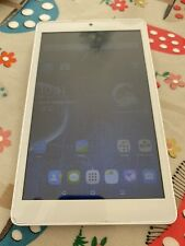 ALCATEL ONE TOUCH PIXIE TABLET 7 INCH IN WHITE ON O2 NETWORK