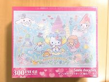 Sanrio 300 Piece Jigsaw Characters sea party from Japan Hello Kitty 26 × 38 cm