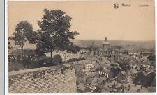 Belgium; Wallonia, Namur, Panorama, WW1 PPC, Censor Mark For Corps HQ, 1918