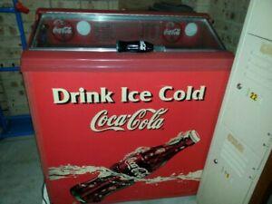 Coke Coca Cola Fridge Bottler from 1990s