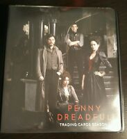 Cryptozoic Penny Dreadful Trading Card Binder no Relic Card LAST ONE