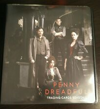 Cryptozoic Penny Dreadful Trading Card Binder no Relic Card SALE