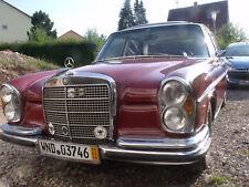 Mercedes Benz 250S W108 Oldtimer 50 Jahr alt! H-Kennzeichen S-Klasse