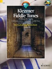 Klezmer Fiddle Tunes 33 Pieces - With a CD of performances and play-al 049044496