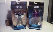 "Marvel Legends 6"" Figure Medusa The InHumans RARE & Black-Bolt - Exclusive!"
