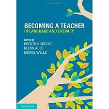 Becoming a Teacher of Language and Literacy, , Very Good condition, Book