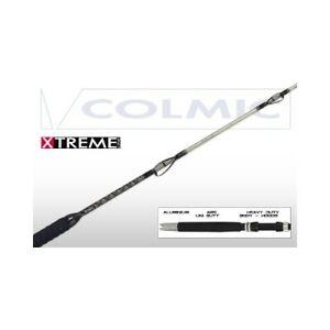 Fishing Rod Pro Light Colmic For Bolentino Bolognese Trolling Sea Boat Lag