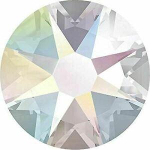 Swarovski® Crystals for Nail Art 2000, 2058 & 2088 Mixed Packets ALL COLOURS