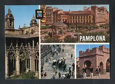 C1980s Multiviews: Pamplona: Running of the Bulls