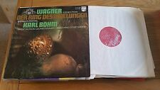 WAGNER SCENES FROM THE RING KARL BOHM - PHILIPS 6833063 - LP
