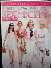 Sex and the City - The Movie (DVD, 2008, Widescreen) WORLD SHIP AVAIL!