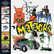 THE METEORS - ORIGINAL ALBUMS COLLECTION-5 CLASSIC ALBUMS EXPAN. 5 CD NEU