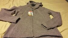 WOMEN'S NORTHFACE CRESCENT FZ HOODIE.  QUAIL GREY HTHR.  SIZE MEDIUM /NEW