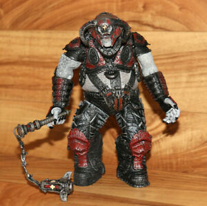 Gears of War 1 2 3 Boomer Mauler series Action Figure Figur Neca 2009