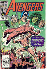The Avengers #306 (1989; vf 8.0) Byrne & Ryan + Palmer