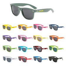 150 Sunglasses with UV Protection, Printed with Your Custom Message/Logo!