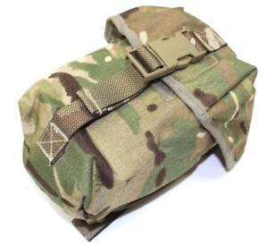 British Army Osprey Water Bottle Pouch MTP Multicam Genuine Issue Grade 1