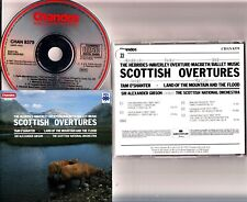 W.GERMANY PDO- Scottish Overtures- Mendelssohn Hebrides/Berlioz GIBSON SNO CD