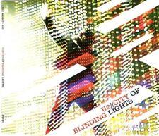U2  City of blinding lights RARE 3 TRACK CD  NEW - NOT SEALED