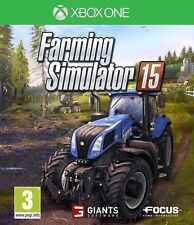 FARMING SIMULATOR 15 JEU XBOX ONE NEUF