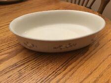 Pfaltzgraff HEIRLOOM oval Serving dish bowl