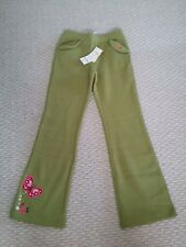 Nwt Gymboree Fleece Lining Girl Pants, Size 9