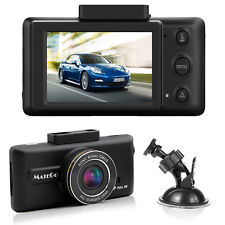 External GPS Supported Car DVR Vehicle Camera Video Recorder Dash Cam- 2018 NEW